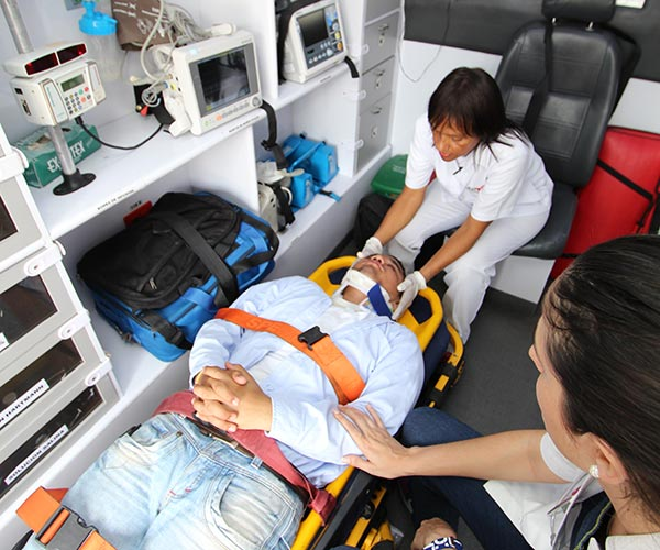 Asistencia médica para empresas