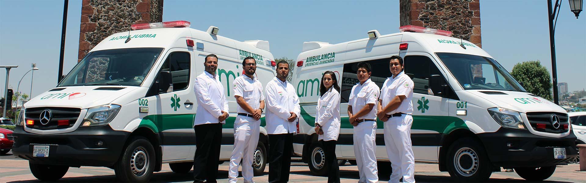 asistencia medica llega a México